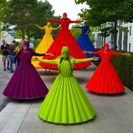 Dulce Compania - Rainbow Ballet