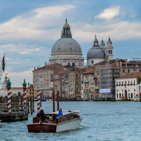 Helitaly - Venice: a Captivating Mosaic, helicopter tour