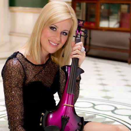 Hayley Pomfrett - Violinist