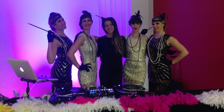 Gatsby Theme Event In Paris A Huge Success