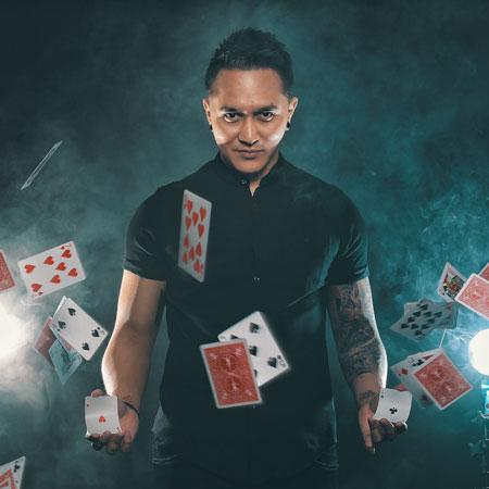 Demian Aditya - Interactive Magician