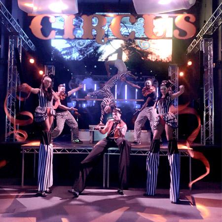Pastiche - The Cirque Show