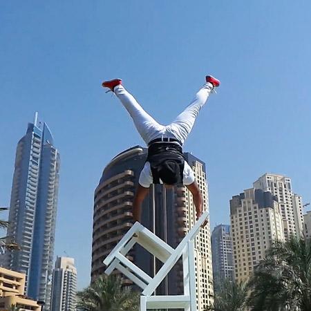 Omar Khaldouni - Chair Balancing Act