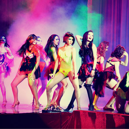 Cabaret Burlesque Show
