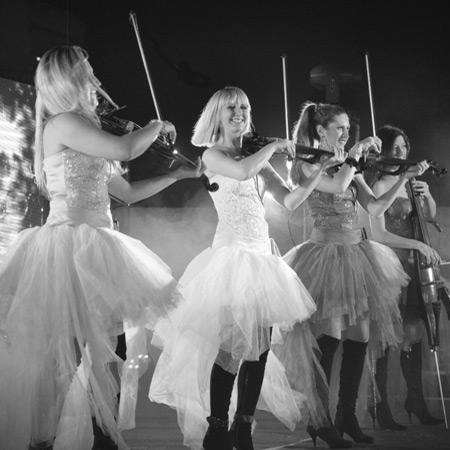 The Velvet String Quartet