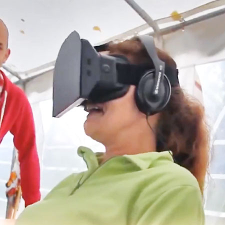 VR Delivr - CUSTOMISED Virtual/Augmented Reality