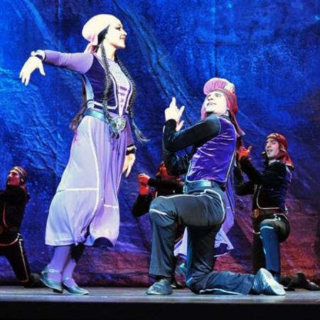 The Georgian National Ballet Concert Company