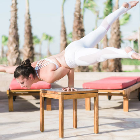 Melissa Manuel - Acrobat