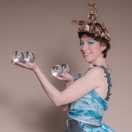 Karine Friez - The Sea Queen