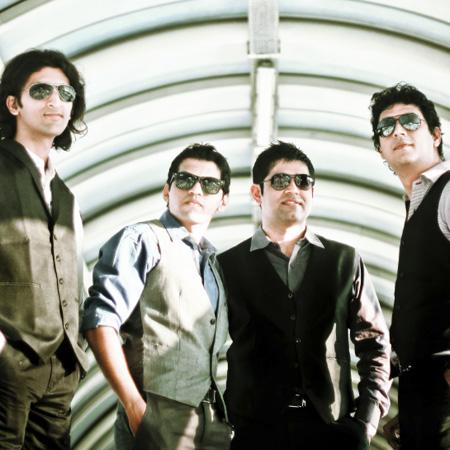 The Muzibition - Live Band Mumbai
