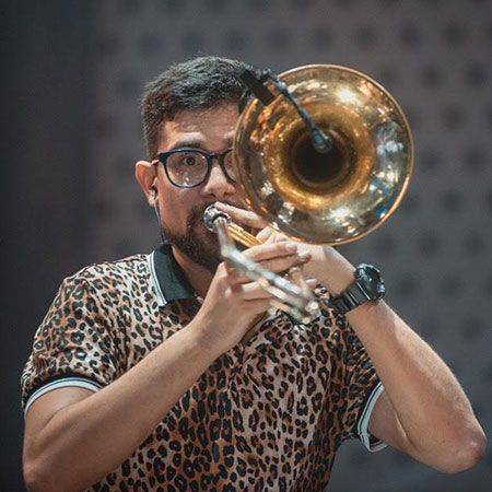 Jorge Chinchilla - Trombonist