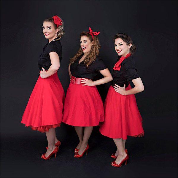 Vintage Swing Trio & Band