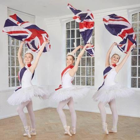 Sophie Adams Ballet Company - Britannia Ballerinas