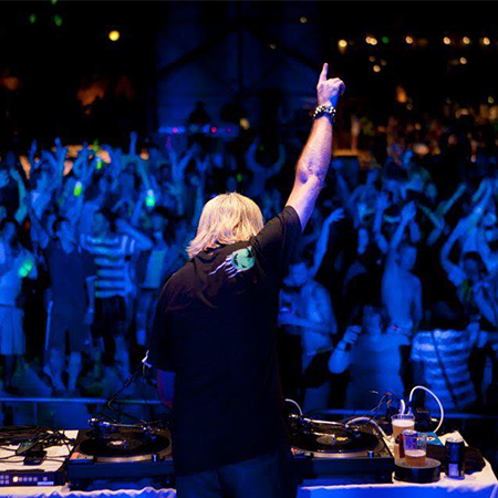 DJ CB Shaw