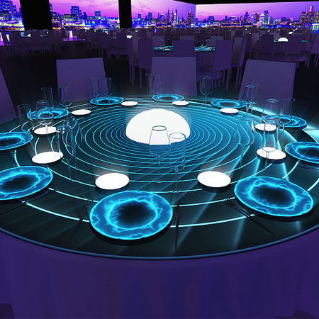 Lumentium mapping tables - Mapping