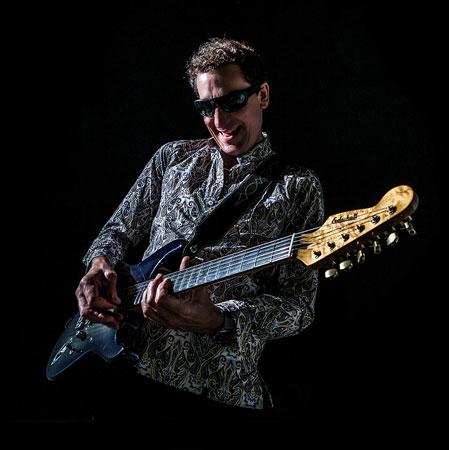 Steve Osman - Guitarist