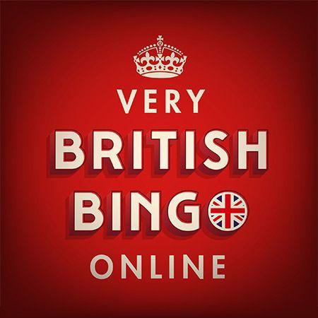 Virtual Very British Bingo