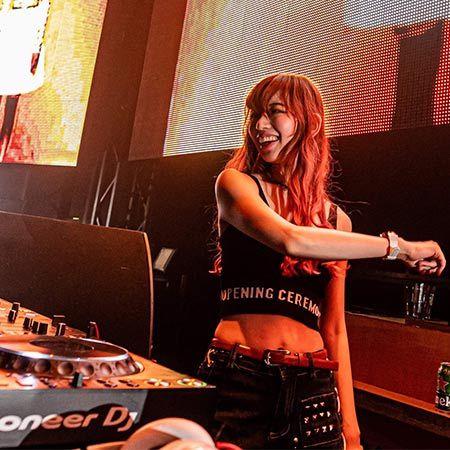 Female DJ Senna