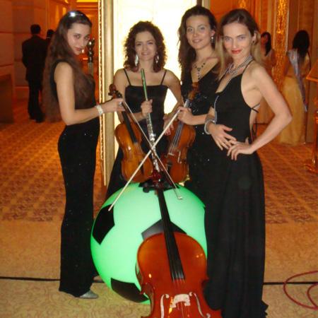 String Quartet Dubai