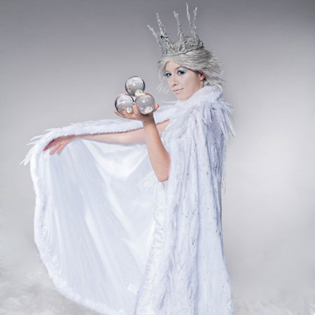 Karine Friez - The Ice Queen