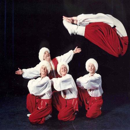 The Mazeppa Cossacks