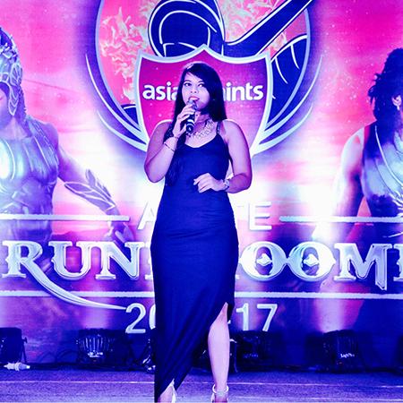 Inasha Tiwari - Indian MC Dubai