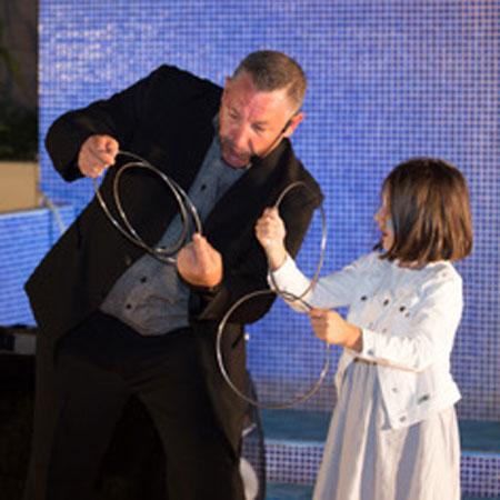 Adrian Hurley - Kids Magician