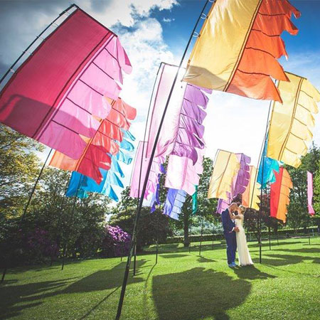 The Event Flag Hire Company