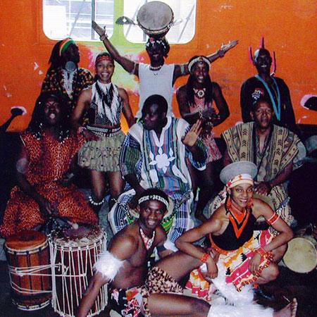 Tropical Entertainments - Zulu Dancers