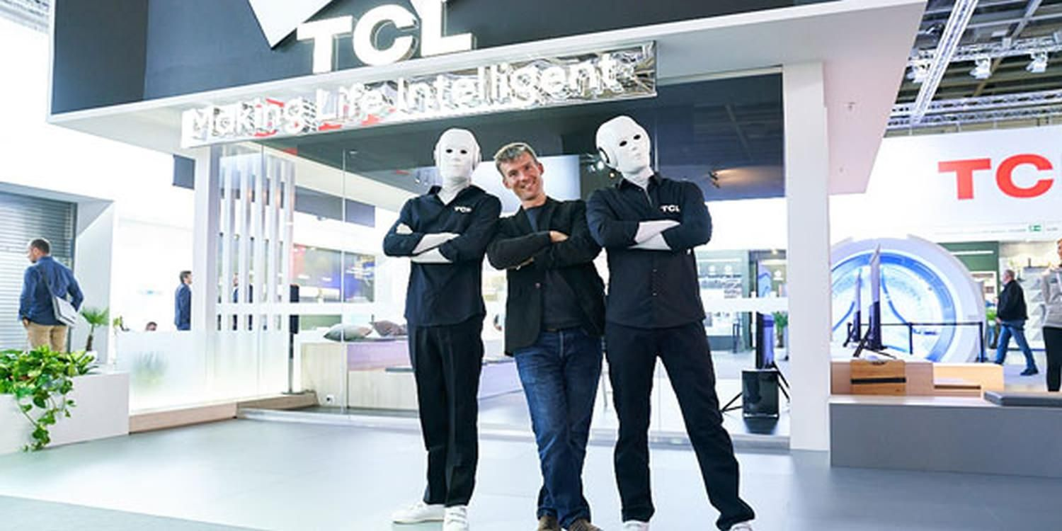 Award Winning Product Launch For TCL At IFA Berlin