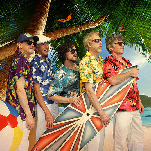 Beach Boyz Tribute Band