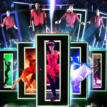 5 Doors Dance In The Light Show