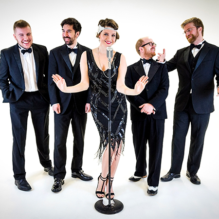 Down For the Count - The Lady Gatsby Jazz Band