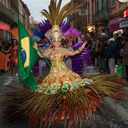Meu Brasil - Street Carnival
