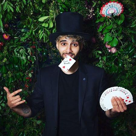 The Magic Word Magician