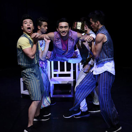 FOMA Circus act