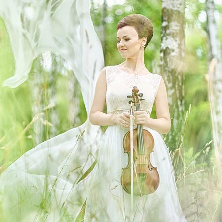 Nadine Artuhanava - Violinist