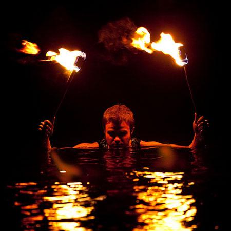 Ember Agency - Fire Show