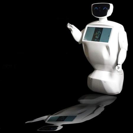 Elegant Art - Van the Robot