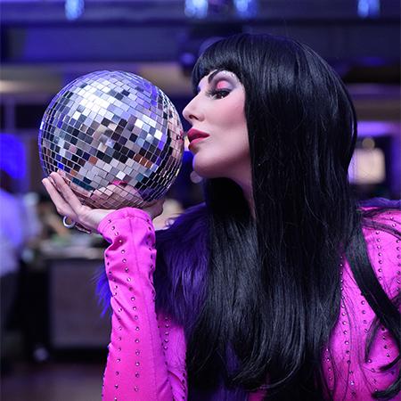 Maria Kent - Cher Impersonator