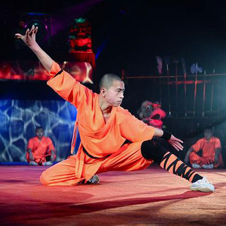 Qibu Culture - Kung Fu Shaolin Incense