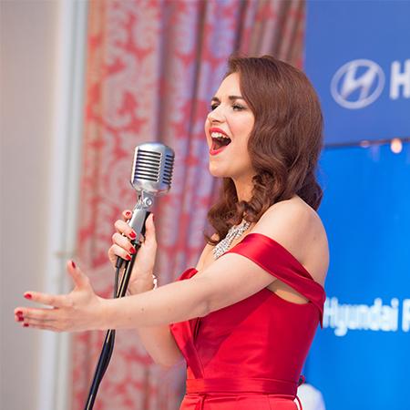 Chéri - Vocalist