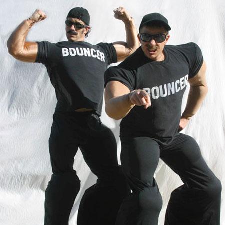 Bouncers - Bouncing Stilt Walkers
