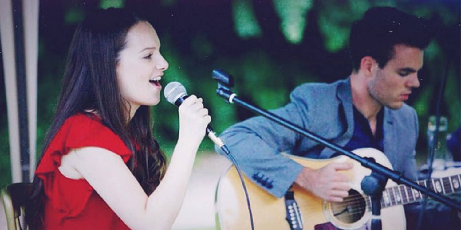Soil Association Celebrate Organic With Acoustic Duo