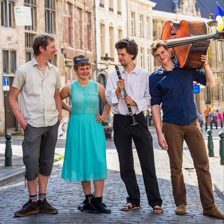Muriel d'Ailleurs & Swing Band