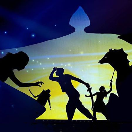 Verba - Fairytale Shadow Shows