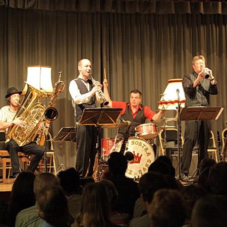Cosa Nostra Jazz Band
