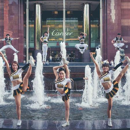 InVincible Cheerleading