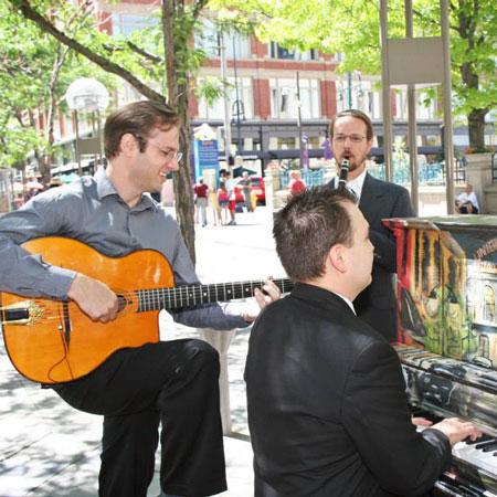 Aaron Walker Trio
