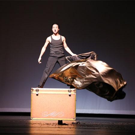 Calvin Kai Ku - Illusionist & Circus Performer